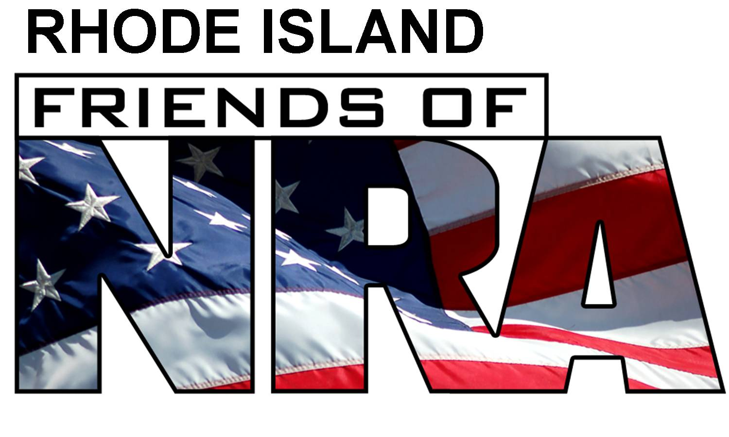 Rhode Island Friends of NRA Logo